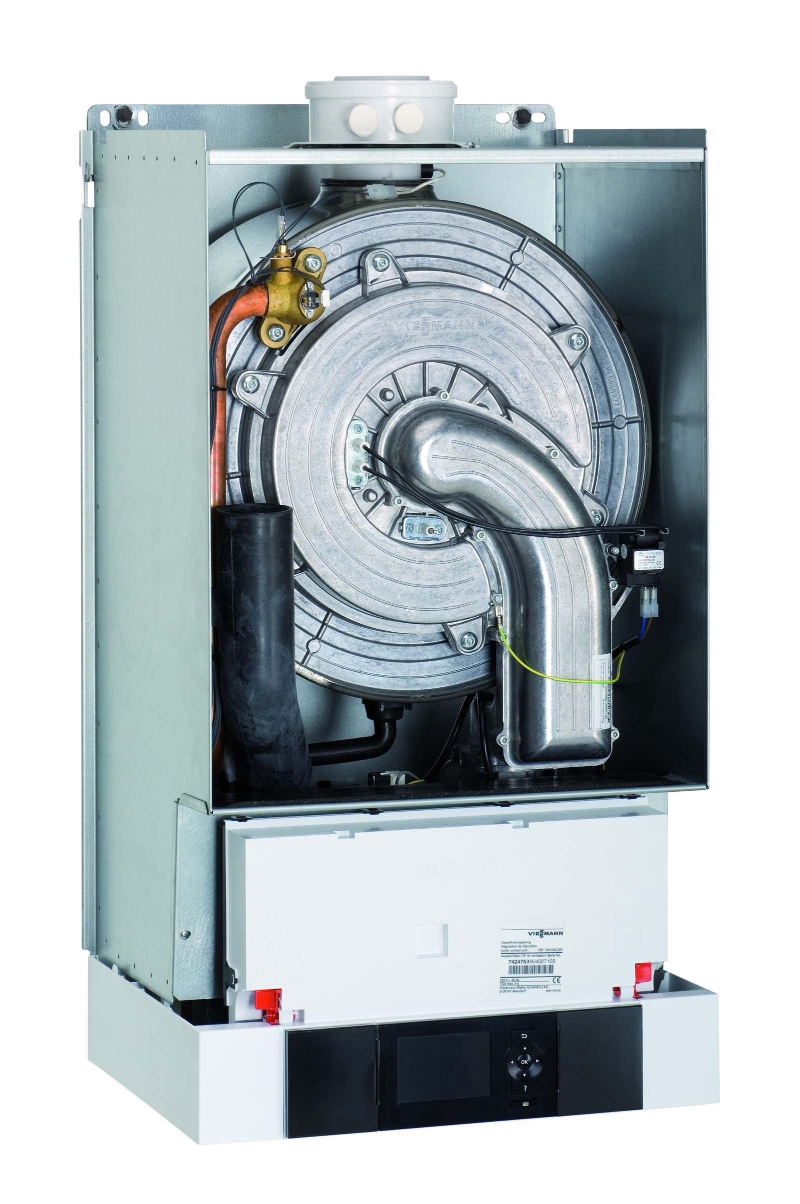 Vitodens 200-W 17-100 кВт Настінні Конденсаційні Котли