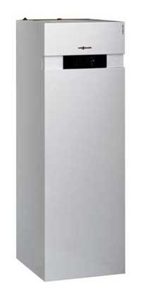 Тепловий насос Viessmann Vitocal 222-G ґрунт вода з бойлером 170 л