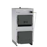 Твердопаливний котел 20 – 110 кВт дрова брикети Viessmann WBS Ligna 50