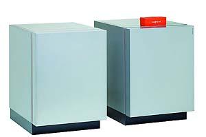 Тепловий насос Viessmann Vitocal 300-G BW BWS ґрунт вода