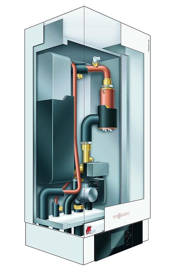 Тепловий насос Viessmann Vitocal 200-S повітря вода