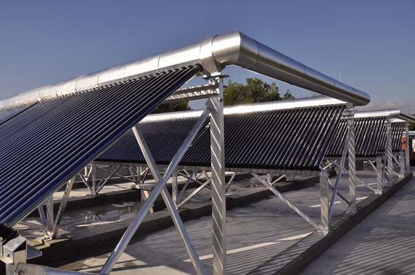 Сонячні колектори Viessmann Vitosol 200-T вакуумні трубчасті