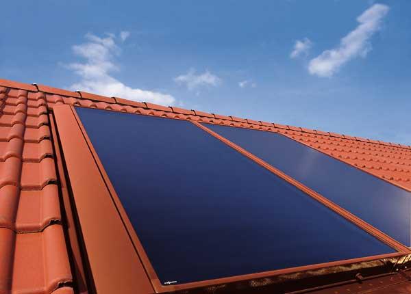 Сонячні колектори Viessmann Vitosol 200-F