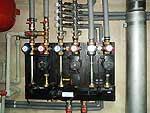 обв'язка топкових, сонячні колектори, опалення, водопостачання, каналізація