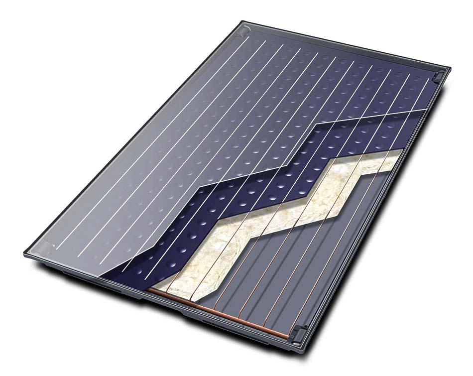 Сонячні колектори Buderus Logasol SKN 4.0 продаж монтаж інсталяція сервіс