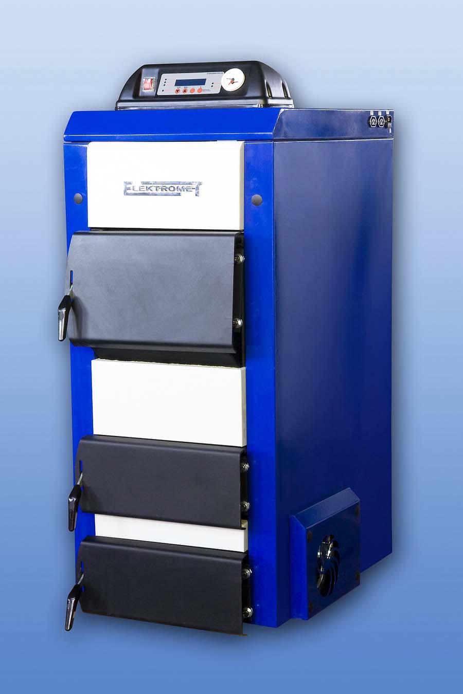 Котли Buderus Elektromet EKO KWRW 15 200 кВт тверде паливо дрова деревина вугілля брикети монтажні роботи будинки без газу