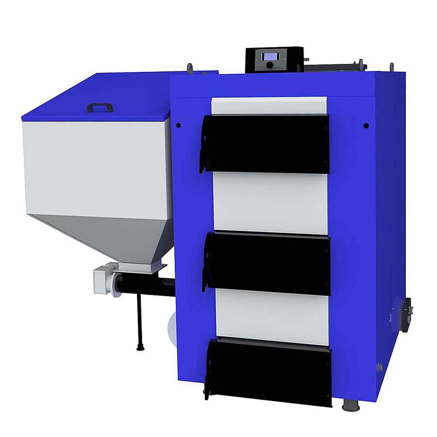 Котли Buderus Elektromet EKO KWP з бункером подача палива тверде паливо пелети вугілля монтажні роботи сервіс київ ГРН ціна прайс вартість